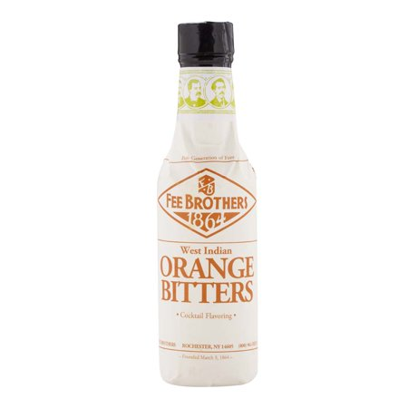 Fee Brothers Orange Bitters (Fee Brothers West Indian Orange Cocktail Bitters - 5)