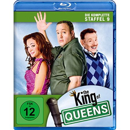 The King of Queens (Complete Season 9) - 2-Disc Set ( The King of Queens - Season Nine (13 Episodes) ) [ Blu-Ray, Reg.A/B/C Import - Germany