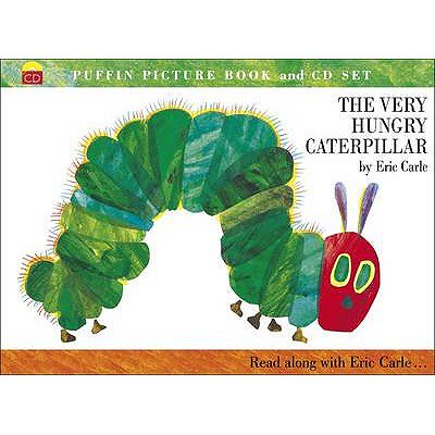 The Very Hungry Caterpillar with audio cd (CD-ROM)](The Hungry Hungry Caterpillar)