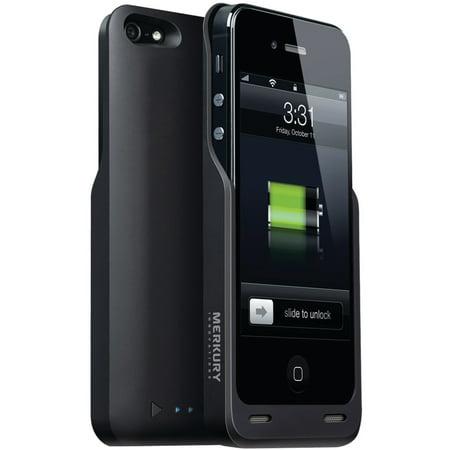 timeless design 8d52d c1e4b Merkury Innovations Power Case Battery Case for Apple iPhone 5