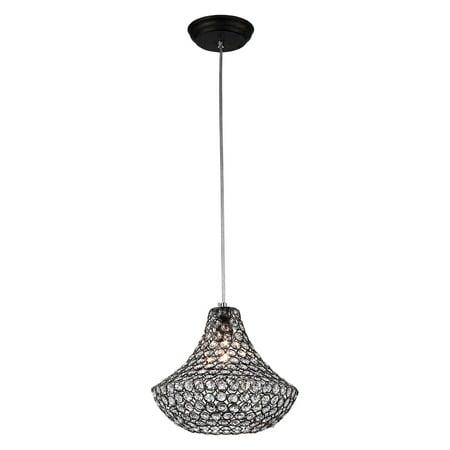 Hannah 1-light Antique 12-inch Pendant Lamp (Hannah 1 Light)