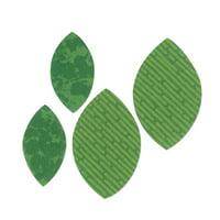 Sizzix Bigz Die - Leaves, Plain #2 by Rachael Bright