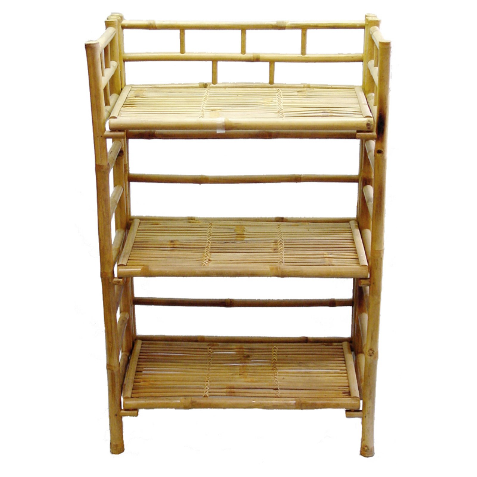 Bamboo54 Shelf Bamboo 3 Tier