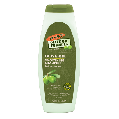 Olive Oil Formula Smoothing Shampoo, 13.5 Oz