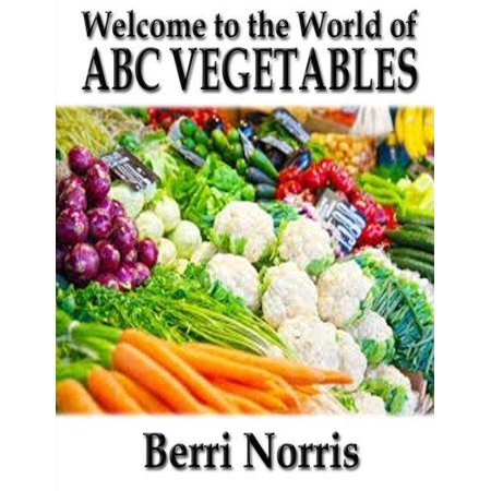 Welcome to the World of ABC Vegetables - image 1 of 1