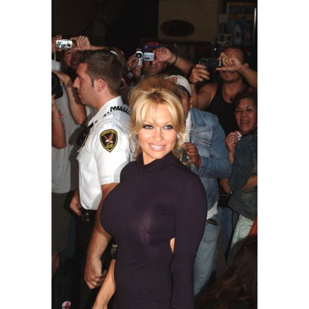 Pamela Anderson At Arrivals For World Music Awards 2005 The Kodak Theatre Los Angeles Ca August 31 2005 Photo By Tony GonzalezEverett Collection Celebrity - Halloween Anderson Ca