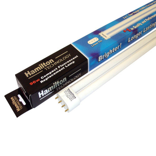 Linear Pin 96W Compact (460nm Blue/10K White) Fluorescent Bulb