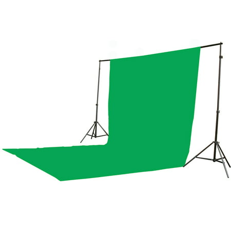 10 x 20 FT Green Screen Video Photo Backdrops Chromakey Screen Muslin Photography Background - Halloween Green Screen Backgrounds