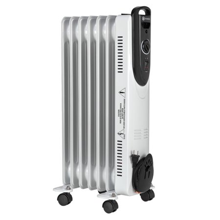 Homegear Oil Filled Radiator Heater with Dual Heat
