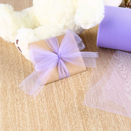 Tulle Roll 15cm 100 Yards Fabric Spool Party Birthday Gift Wrap Wedding Decor - Walmart.com
