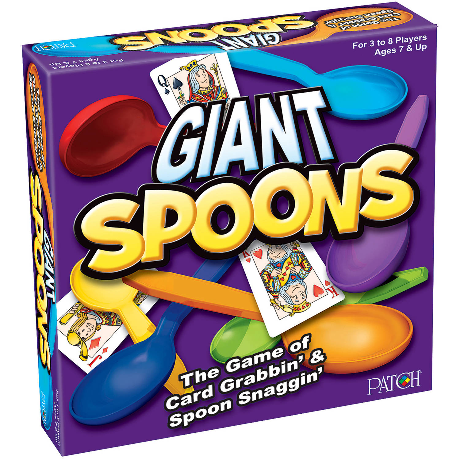 PATCH Giant Spoons Game