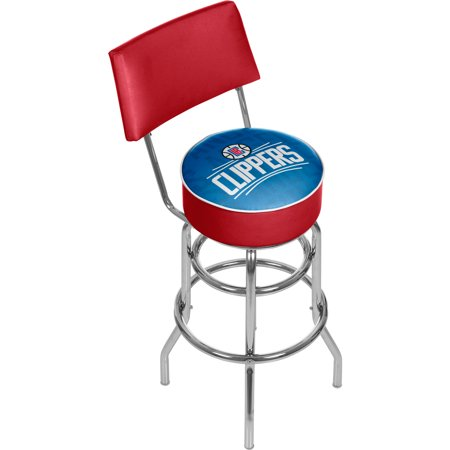 Party City In Los Angeles (NBA Swivel Bar Stool with Back - City - Los Angeles)
