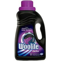 Laundry Detergent: Woolite Darks