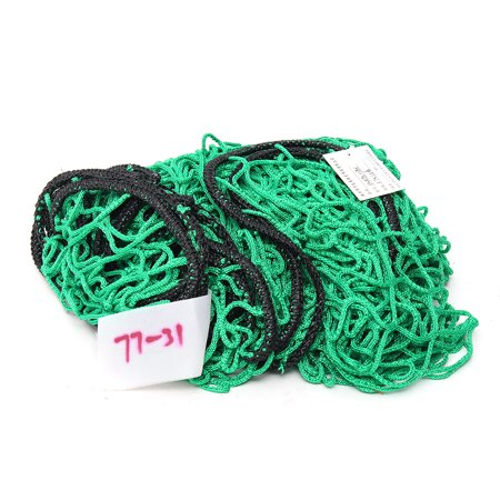 Durable Car Cargo Net Storage Luggage Mesh Truck Trailer Netting Cover 4 Sizes Color: GreenBlack - image 5 de 6