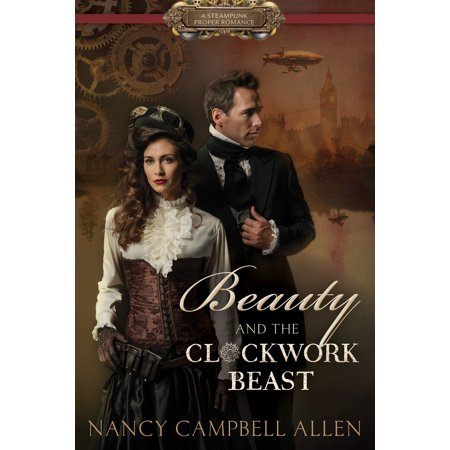 Beauty and the Clockwork Beast (Best Medieval Romance Novels)