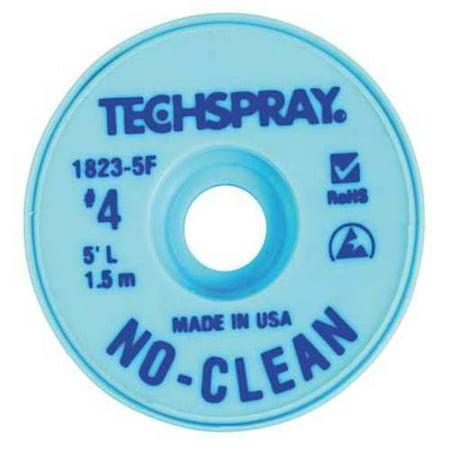 No Clean Blue 4 Braid AS