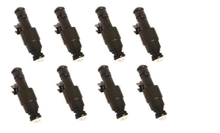 8 0280155923 OEM Bosch Fuel Injectors Set Rebuilt /& Flow Matched in the USA!