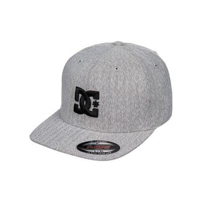 DC Cap Star TX 2 Flex Fit Hat Small/Medium Monument