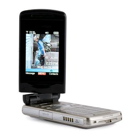 Verizon Casio EXILIM c721 Replica Dummy Phone / Toy Phone (Black) (Bulk