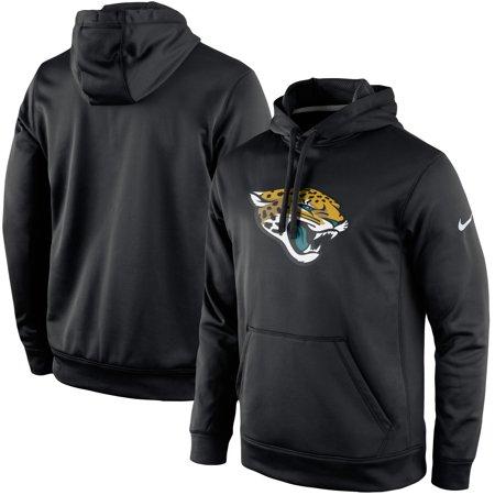 Jacksonville Jaguars Nike Circuit Logo Essential Performance Pullover Hoodie -