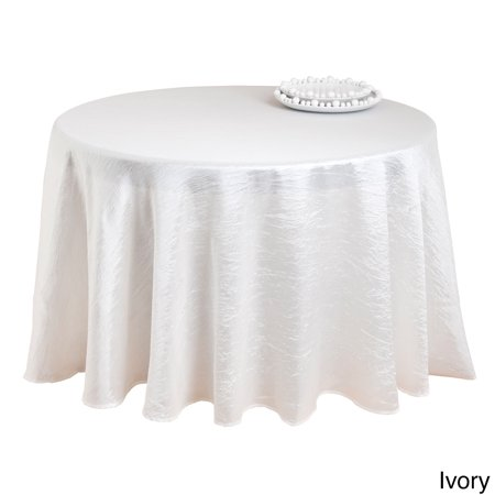 UPC 789323245892 product image for Saro Lifestyle Crushed Fabric Tablecloth Liner   upcitemdb.com