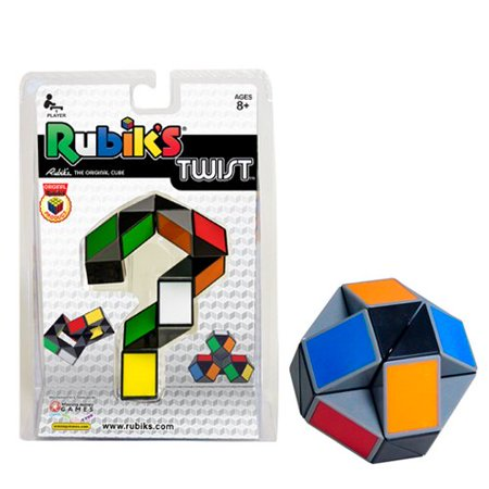 Rubik's Cube Twist Game, The world's No.1 brain-teasing puzzler is still going strong with billions of puzzling combinations, but only one solution.., By Unbranded