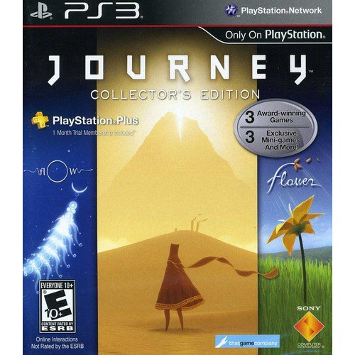 Sony Computer Entertainment Worldwide Studios Journey: Collector's Edition