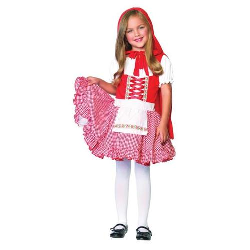 Costumes For All Occasions Uac48120Sm Lil Miss Red Small