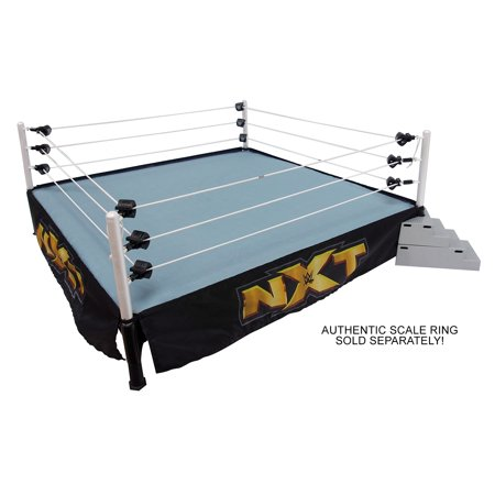 Ring Skirt (NXT) - Ringside Exclusive WWE Wrestling Ring Accessory (Ring not included) (Wwe Ring Cake)