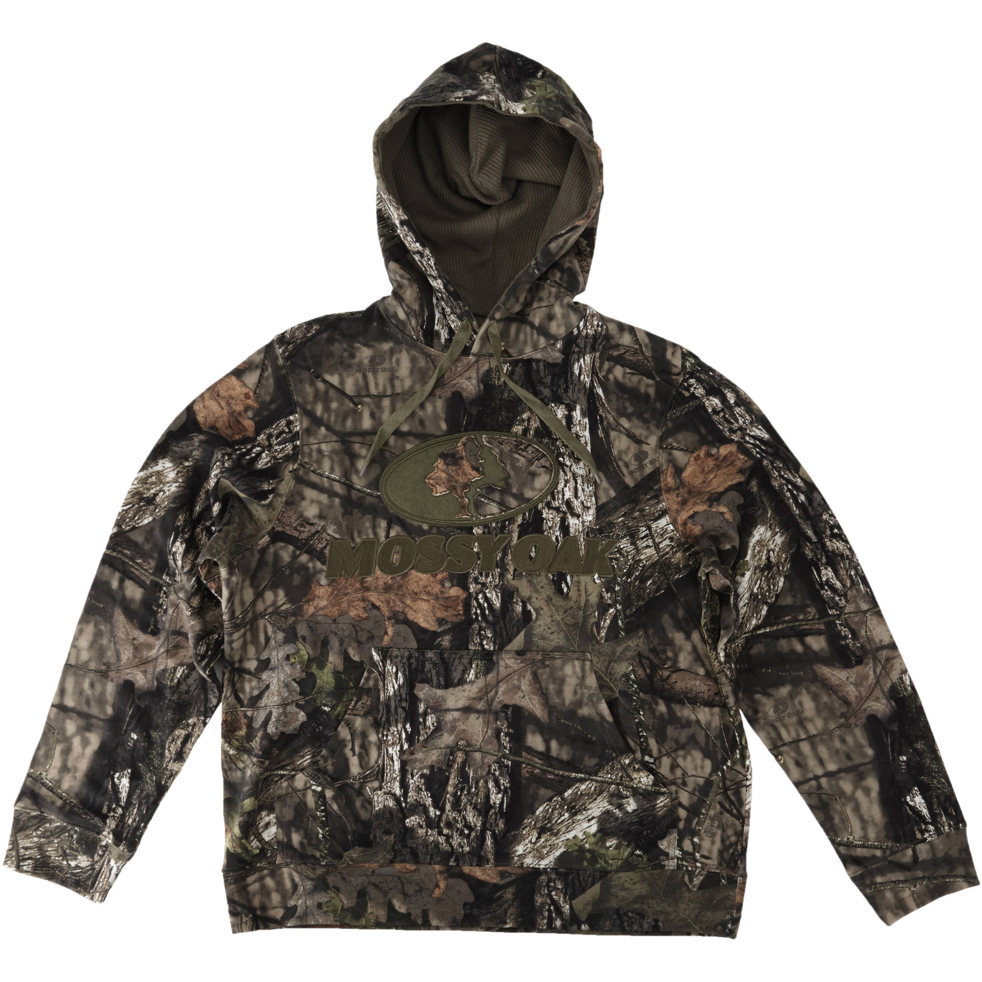 Mens Country Camo Hoodie by Paramount Outdoors