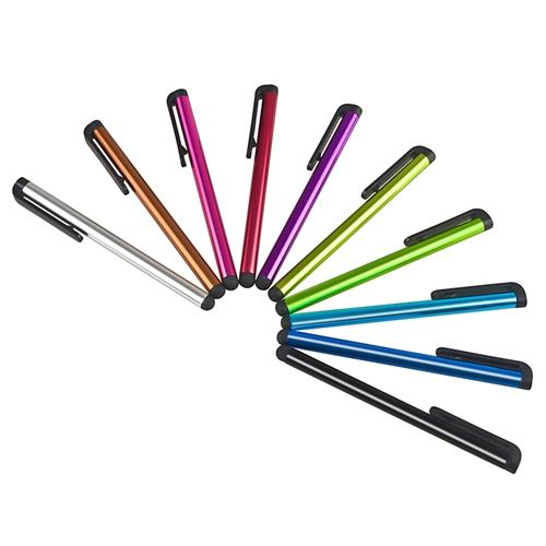 Insten 10-Piece Colorful Universal Touch Screen Stylus Pens For iPhone 6 6S Plus SE 5S 4S Samsung Galaxy S3 S4 S5 S6 S7 Edge Plus Note 5 4 3 Tab Tablet Smartphone