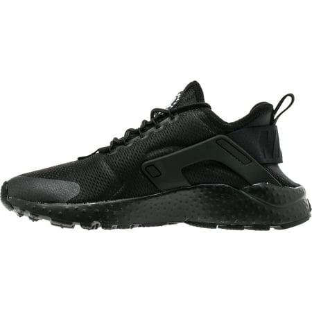 Womens Nike Air Huarache Run Ultra Triple Black 819151-005
