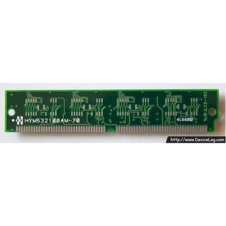 Edo 60ns Simm Memory (Refurbished- 4MB Non Parity EDO 72 Pin SIMMS4MB 72 Pin Non Parity EDO Memory SIMMs. 1Mx32-60 EDO.)