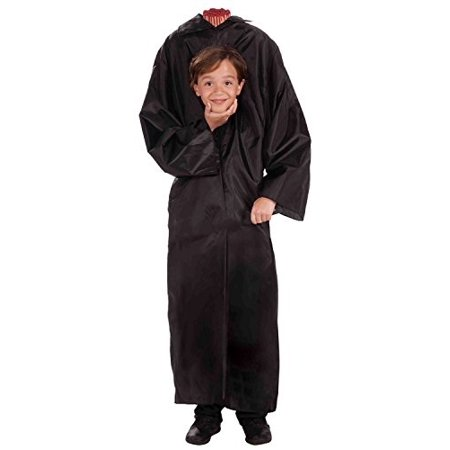 Child Headless Boy Costume Medium - Headless Horseman Costume