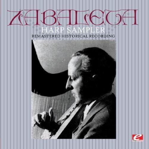 Nicanor Zabaleta - Harp Sampler [CD]