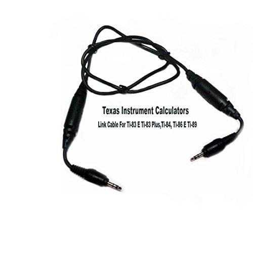 Refurbished Texas Instrument Data Link Cable Scientific Graphing Calculator Ti 83 Ti 84 Ti 86