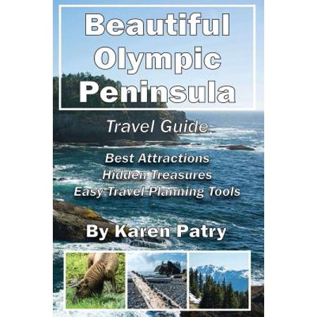 Beautiful Olympic Peninsula Travel Guide : Best Attractions - Hidden Treasures Easy Travel Planning Tools
