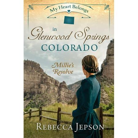 Colorado Heart - My Heart Belongs in Glenwood Springs, Colorado - eBook