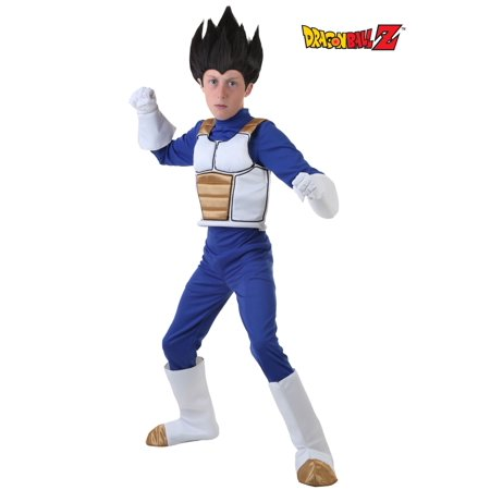 Dragon Ball Z Child Vegeta Costume](Dragon Tales Costume)