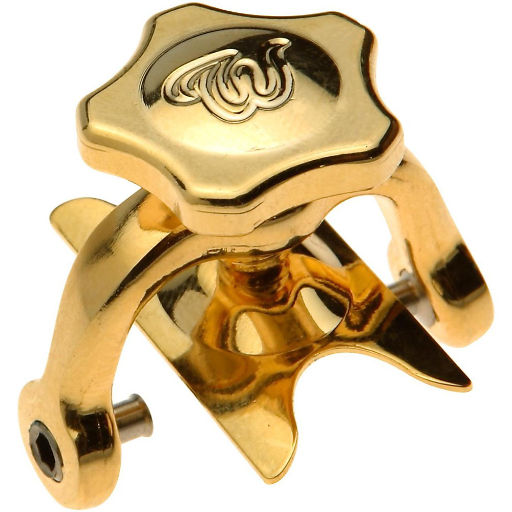 Theo Wanne Liberty Ligature Gold Plated