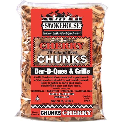 Smokehouse Bbq Wood Chunks - Cherry - 9790010-0000
