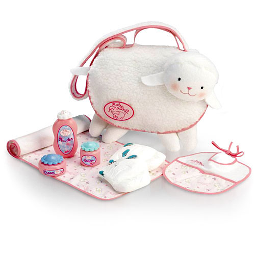 Zapf: Baby Annabell Changing Bag