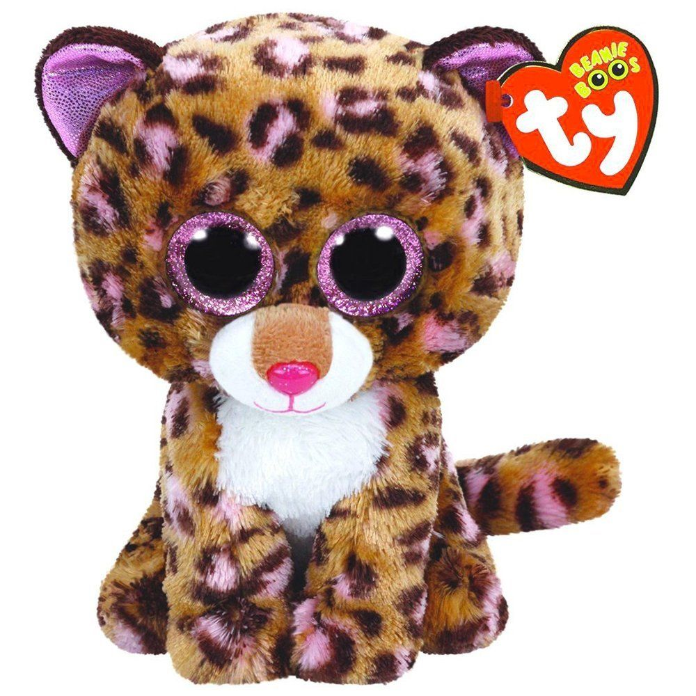 """FROM OUR DOG /& PUPPY STOCK Ty® 9/"""" Precious Beanie Boo/'s® Medium Colorful Puppy"""