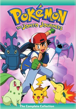 Pokemon Johto Journeys: The Complete Collection (DVD) by VIZ VIDEO