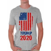2a7850d5b5c87 Product Image Awkward Styles Trump Flag 2020 Tshirt for Men Donald Trump T  Shirt Political Shirts Gifts for
