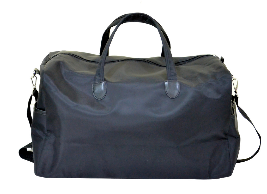 Fractal Leopard Gym Bag