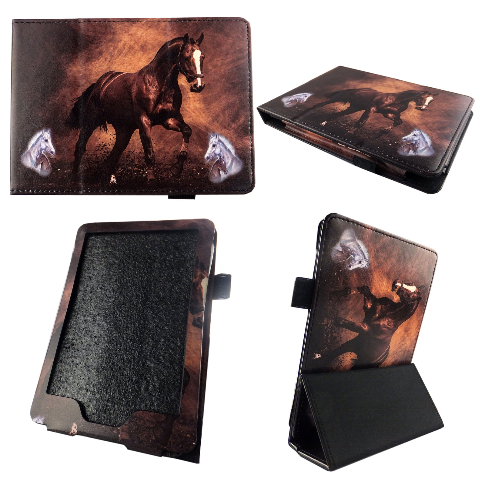 Brown Horse Case for All-New Kindle Paperwhite 6 Inch ...