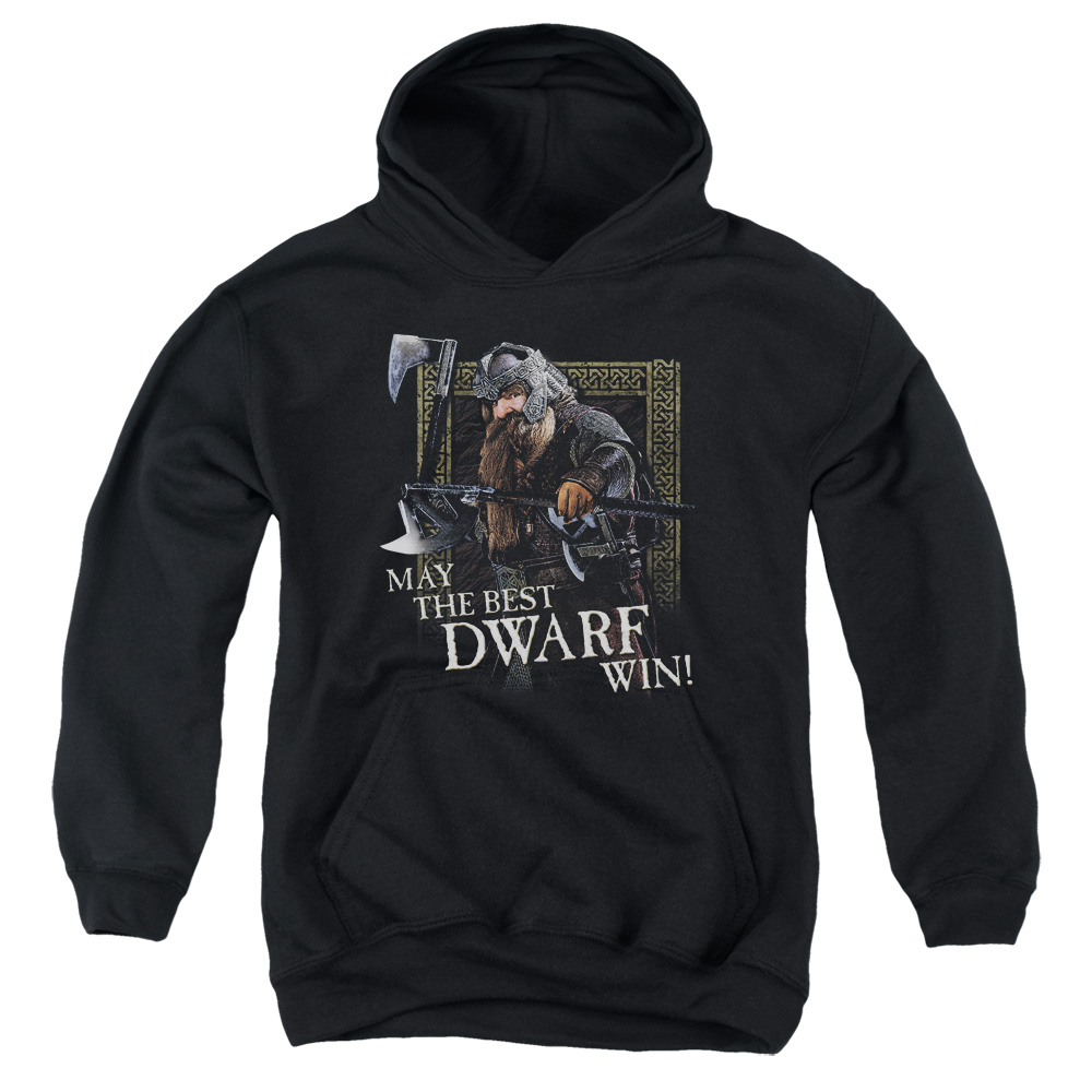The Lord of the Rings The Best Dwarf Big Boys Pullover Hoodie