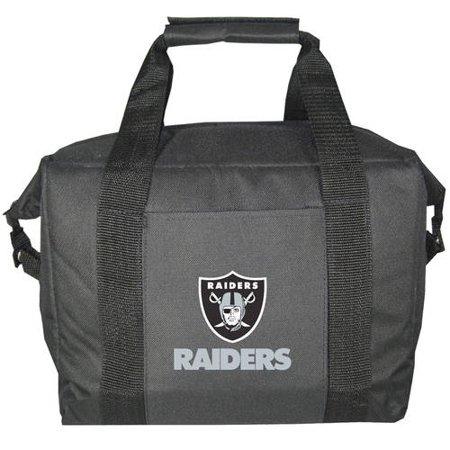 NFL Oakland Raiders 12-Pack Kooler Bag by