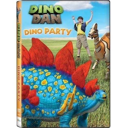 Dino Dan: Dino Party (Full Frame)
